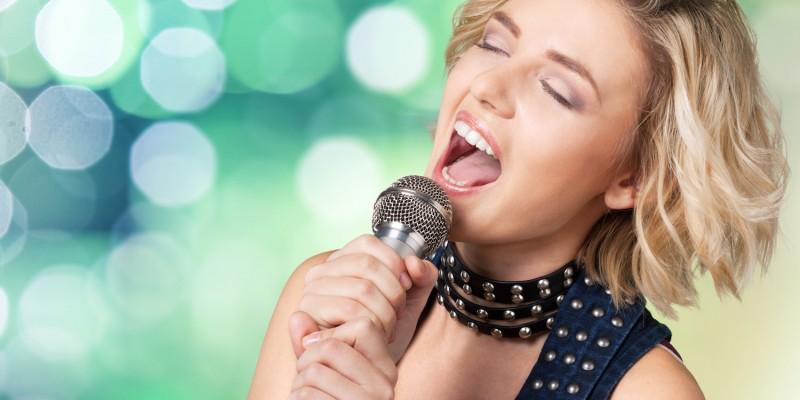 Singer, Singing, Musician.